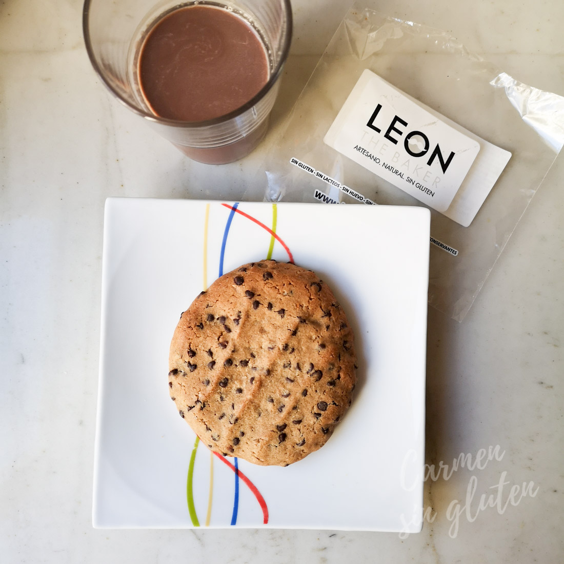 Cookie Leon The Baker